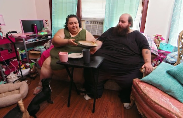 MY 600 LB LIFE Vianey and Allen have two options left: 'Diet or die'