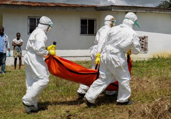 Pandemic response test was delayed for two years - by ebola outbreak